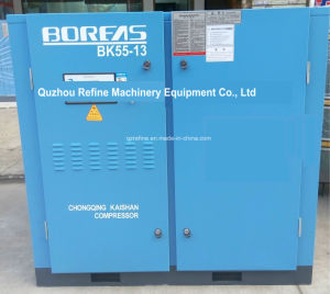 BK55-8 55KW/75HP Motor Driven Screw Air Motor Compressor pictures & photos