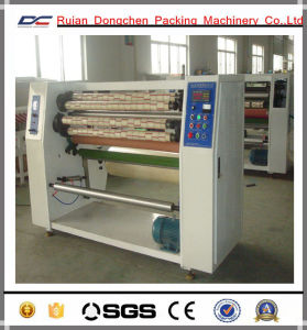 BOPP Tape Slitting and Paper Core Machine Series (DC-FR202) pictures & photos