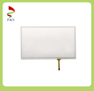 10.1 Inch Four Wire Resistive Touch Screen with Structure Film+Glass+FPC pictures & photos