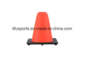 Soft Training Rubber Weighted Cone pictures & photos