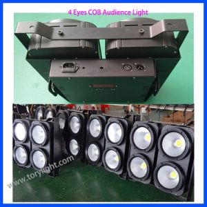 LED Equipment Disco Audience Binder 4 Eyes COB Light pictures & photos