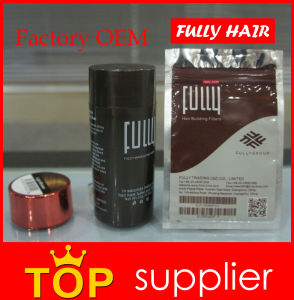 Best Quality Hair Loss Concealer 23G 25g 28g Fully Keratin Hair Building Fibers pictures & photos