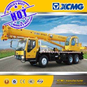 XCMG Hydraulic Hoising Machine 16ton Hydraulic Truck Crane Qy16g. 5 pictures & photos