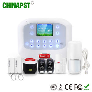 APP 50 Wireless & 6 Wired Zones PSTN+GSM Security Alarm (PST-PG50A) pictures & photos