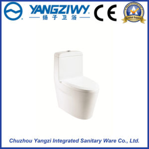 Water-Saving Siphonic Jet Toilet Bowl pictures & photos