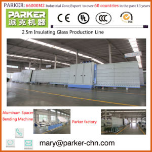 Windows Double Glazed Glass Production Line pictures & photos
