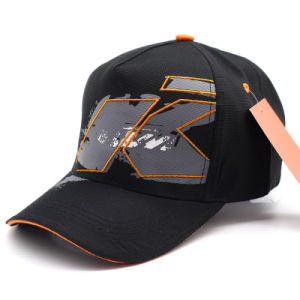 Black Color Ktm Cap/ Racing Hat/Riding Cap (ASC05) pictures & photos
