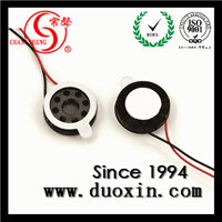 13mm 8ohm 1000Hz Mini Speaker with Wires for Mobilephone or Toy pictures & photos