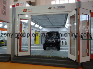 Painting Booth Automotive Spray Booth Ce Painting Booth pictures & photos