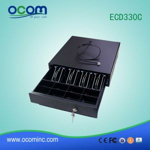 Rj11 12V Metal Cash Drawer (ECD330C) pictures & photos