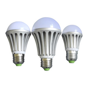 3W Warm White Natural White Cool White Energy Saving LED Bulb Light pictures & photos
