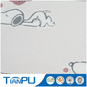High Quality 100% Polyester Super Soft New Pattern Design Jacquard Fabric pictures & photos