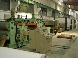Wide Abrasive Belt Grinding/Polishing Machine pictures & photos