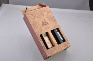 OEM Exquisite Red Wine Corrugated Box/ Wine Packaging Box pictures & photos