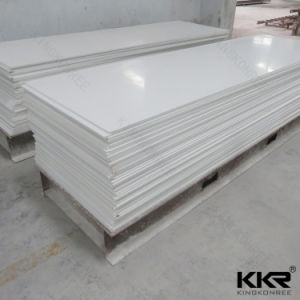 Kkr Decorative White Stone Solid Surface pictures & photos