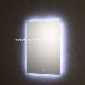 Screen Touch LED Mirror for Household and Hotel (6017) pictures & photos