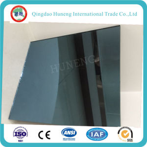 5mm Dark Blue/for Blue Reflective Glass with ISO Ce Certification pictures & photos