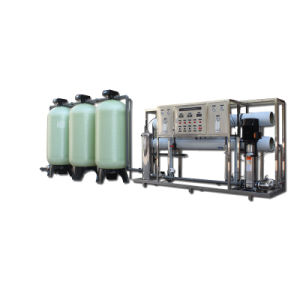 4t/H Reverse Osmosis System Pure Water Treatment Plant pictures & photos