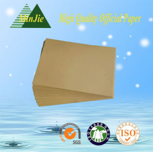 Supply A4 Color High Quality Paper Photocopy Paper/ Copy Paper pictures & photos