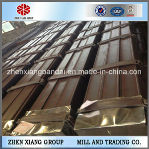 China Factory Wholesale Hot Rolled Flat Steel pictures & photos