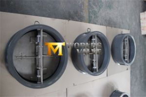 Duo Plate Wafer Check Valve (H77X-10/16) pictures & photos