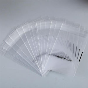 Customzied BOPP Transparent Self-Adhesive Plastic Food Packaging Bag pictures & photos