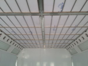 Water Based Paint Booth (LD750B) pictures & photos