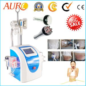 5 in 1 Coolsculption Freeze Fat-Dissolving Body Slimming Machine pictures & photos