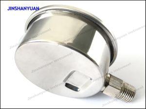 Og-006 Industrial Manometer/Liquid Filled Pressure Gauge pictures & photos