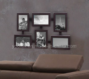 Multi Openning Home Decoration Plastic Collage Photo Frame pictures & photos