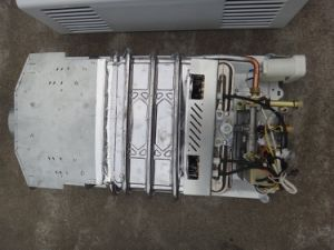 Gas Water Heater Glass Panel Termpered (JSD-GD19) pictures & photos
