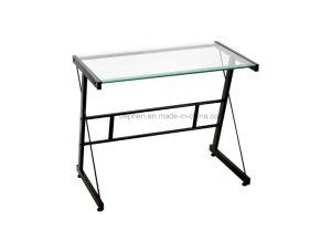 OEM Glass Computer Desk Modern Design Computer Desk 2001 pictures & photos