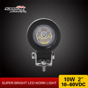 2 Inch Mini 10watt Bright CREE LED Work Light pictures & photos