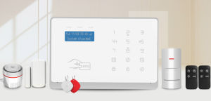 WiFi+GSM Alarm System for Home Security pictures & photos