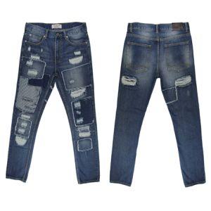 Factory 2017 Men′s Straight Denim Jeans (MYX022) pictures & photos