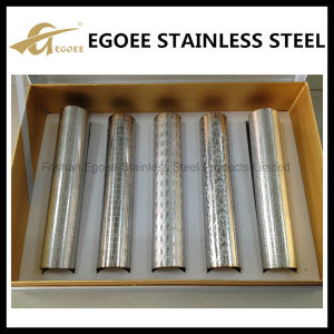 304 Polish Stainless Steel Tube pictures & photos
