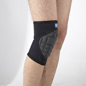 Crashproof Breathable Neoprene Facric Knee Brace pictures & photos