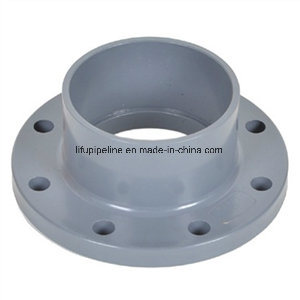 PVC Flange Socket pictures & photos