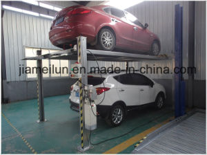 Vehicle Lifting Car Parking Lift pictures & photos