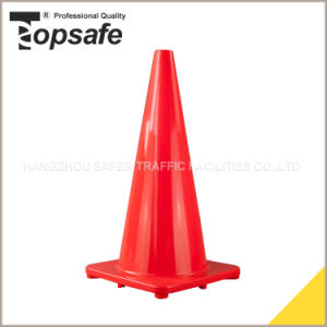 70cm Height Injected Flexible PVC Cone pictures & photos
