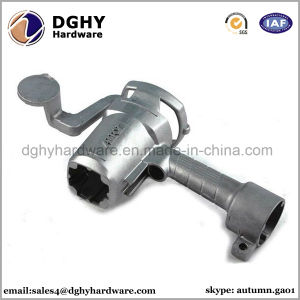 Customized Die Casting of Cover and Body of Auto Parts pictures & photos