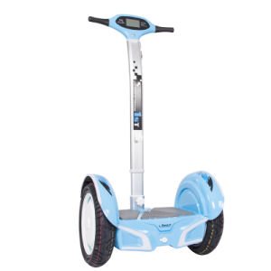 Foldable Lithium Battery Brushless Motor Electric Scooter pictures & photos