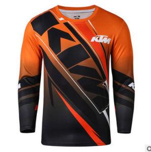 Custom Sublimation Mesh Fabrics Motorcross Mx Racing Jersey pictures & photos