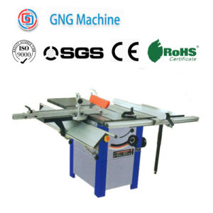 High Precision Heavy Duty Wood Sliding Table Saw pictures & photos