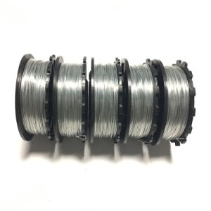 Electro Galvanized Wire Coils for Max Rebar Tier pictures & photos