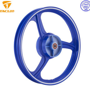 Alloy Wheels Rims for Motorcycles - Big 3 Leaf (TLA-18) pictures & photos
