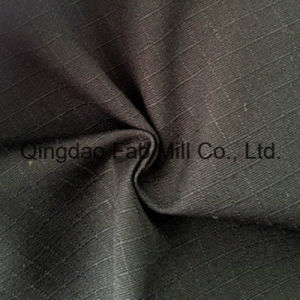 100%Cotton Yarn Dyed Fabric for Export (QF13-0228) pictures & photos
