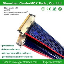 Male-Female Gender Super Mini Coaxial Lvds Cable pictures & photos