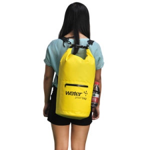 Hot Selling Outdoor Camping Hiking Waterproof Dry Bag with Zipper Pocket pictures & photos