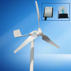 600W Wind Turbine 24V System with Charge Rectifier and Inverter pictures & photos